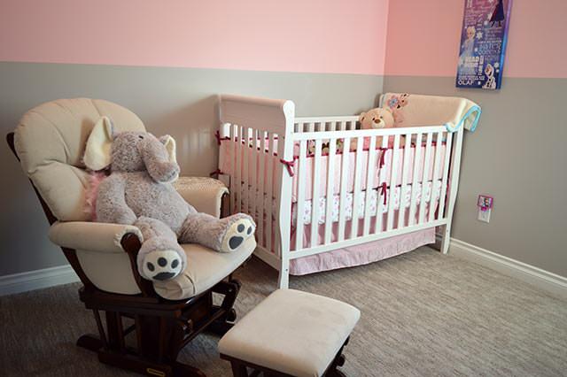 Comment préparer la chambre de bébé à moindre coût ?