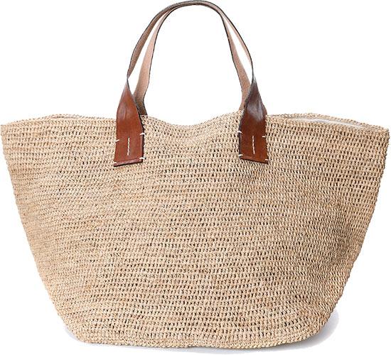 Quoi de mieux qu'un sac en toile de jute pour la plage ?